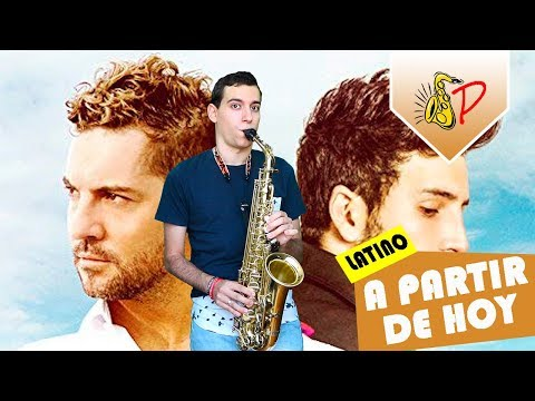 A Partir De Hoy - David Bisbal Ft. Sebastian Yatra (by SaxPinelin) Sax Cover