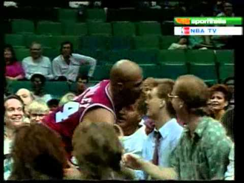 Best funny moments of Charles Barkley in NBA