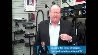 Sales Prospecting; Following A Sales Script VS Winging It. Claude Whitacre Sales Training Video