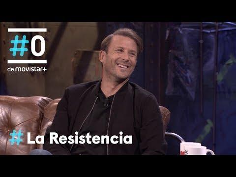 LA RESISTENCIA – Entrevista a Gaizka Mendieta | #LaResistencia 27.09.2018