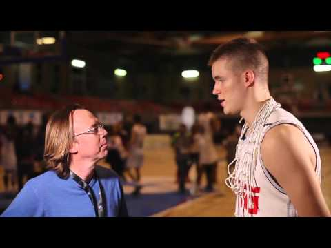 ANGT L'Hospitalet Interview: Dino Radoncic, Real Madrid
