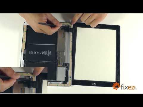 iPad 2 Screen Repair & Disassemble