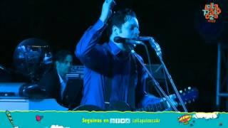 Jack White Baby Blue Lollapalooza Argentina 03 21 15