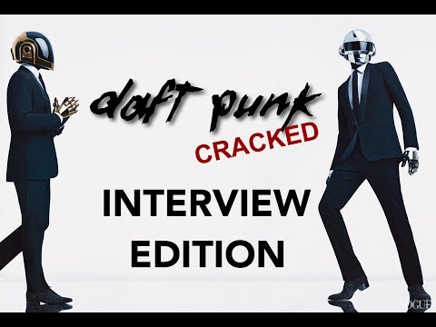 Daft Punk CRACKED #2 (Interview Edition)