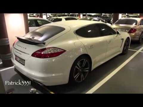 Fancam Dubai Super Car 2014