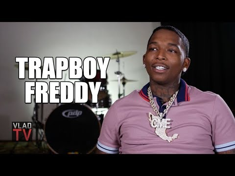 "Trapboy Freddy On How His ""drop Shag"" Haircut Is Different Than A ""mullet"" (part 7)"