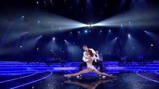 Argentine Tango -Albi Nako&Klaudia Pepa (Elvana Gjata-Si Une,Music By Flori Mumajesi)
