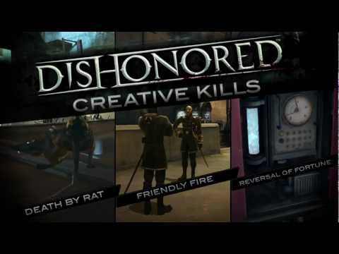 Dishonored : les exécutions créatives