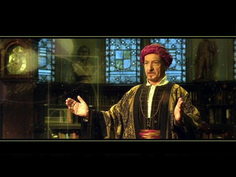 [FILM] 1001 Inventions and the Library of Secrets - starring Sir Ben Kingsley (English Version)