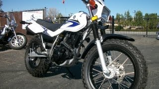 9. 2009 Yamaha TW 200 FOR SALE $2999 Under 500 miles