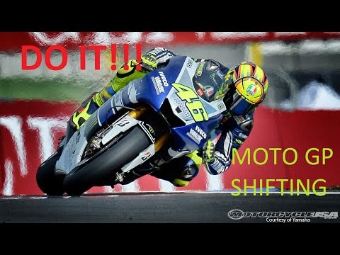 What is Moto GP shifting? | Should you do it?