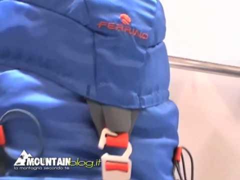 Ferrino - Linea zaini per alpinismo