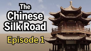 Along the ancient Silk Road of China …