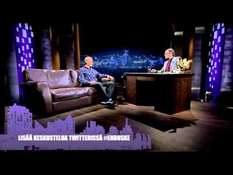 Tuomas Enbuske Talk Show - Jakso 17 - Vieraana Marco Bjurström tekijä: tvviisi
