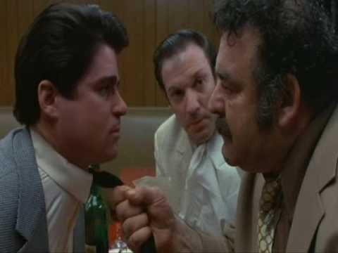 Prince of the City 1981 - Arrest Scene at the Italian Kitchen
