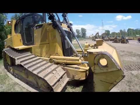 CATERPILLAR TRACK TYPE TRACTORS D6TXWVP equipment video JZMkoRnE2Zk