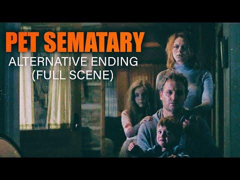 Pet Sematary 2019 : Alternate Ending Full scene HD