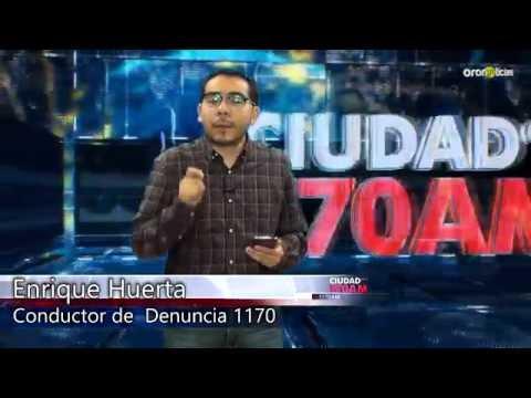 Barra de Opinión con Enrique Huerta - Octubre 11