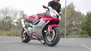 6. 2004 Aprilia RSV-R Motorcycle