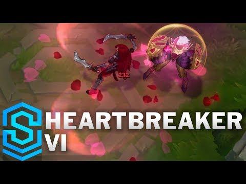 Vi Tay Đấm Tình Ái - Heartbreaker Vi