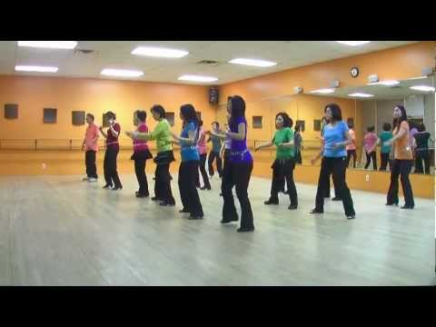 Without Fire – Line Dance (Dance & Teach in English & 中文)