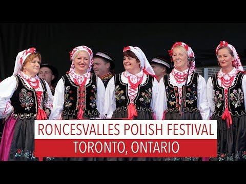 Фестиваль польской культуры в Торонто