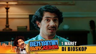 Nonton Official Trailer Benyamin Biang Kerok   1 Maret Di Bioskop Film Subtitle Indonesia Streaming Movie Download