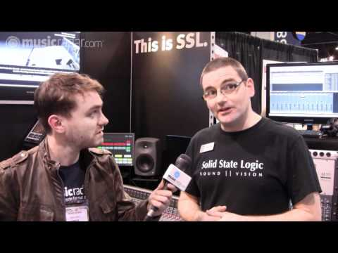 Solid State Logic give us the lowdown on Duende Native at NAMM 2011