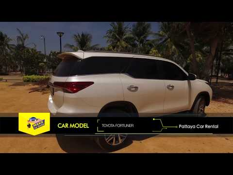 Rent a car NEW Toyota Fortuner (17-18) Video