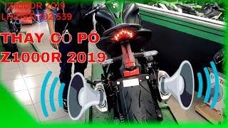 Video Z1000R 2019 thay cổ pô nghe rất đã tai! hệ mua xe: 0931.102.538 MP3, 3GP, MP4, WEBM, AVI, FLV Januari 2019