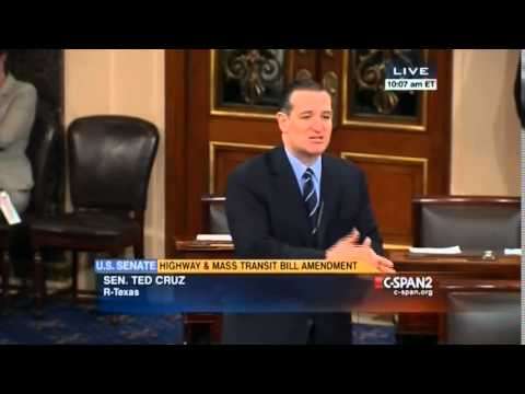 Video: VIDEO: Ted Cruz Speaks Out Against GOP Betrayal