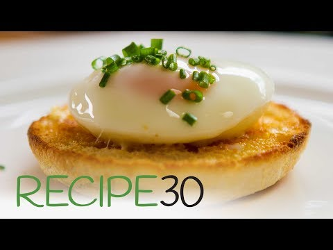 How To Poach A Perfect Egg Using A Microwave In 60 Seconds