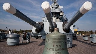 Wilmington (NC) United States  city images : Battleship North Carolina -Wilmington, NC - Travel Thru History