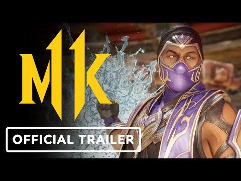 Mortal Kombat 11 Ultimate - Official Rain Gameplay Trailer