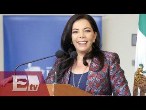 Carolina Monroy asume provisionalmente la presidencia del PRI