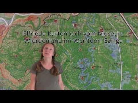 Unser niederländisches WaddenWiki: Elfriede Kurtenbach, ein Deutsche in der Groninger Warftlandschaft