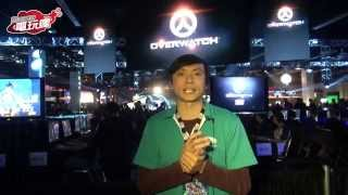 Blizzcon《鬥陣特攻 Overwatch》試玩感想