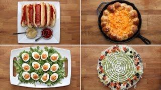 4 Easy Halloween Appetizers by Tasty