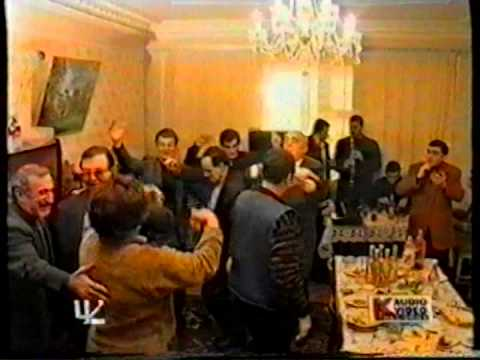 Hayk Ghevondyan Spitakci Hayko,Ashot Edigaryan,Armen Xostikyan,Eghishe Gasparyan Klarnetist 1999 (видео)