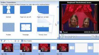 Windows Movie Maker tutorial video