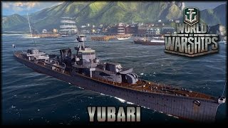 Yubari Japan  city photos gallery : World of Warships - JAPAN: Yubari Premium [ deutsch | gameplay ]