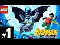 O Inicio Lego Batman The Videogame 1