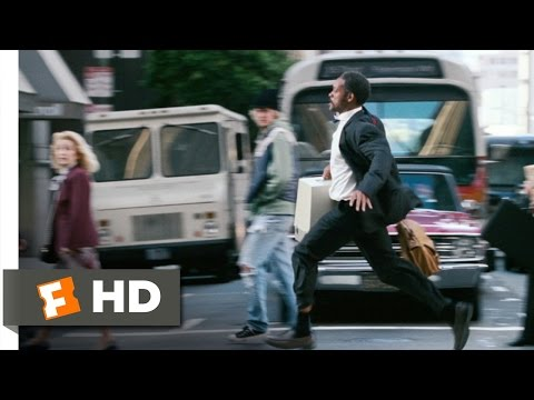 The Pursuit of Happyness (2/8) Movie CLIP - Running (2006) HD
