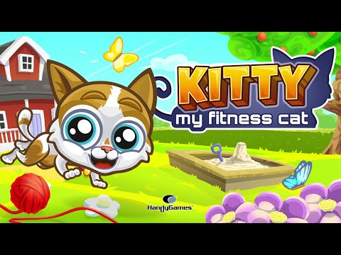 Kitty – My Fitness Cat  (Wearable Android Wear Game) Official Gameplay Trailer