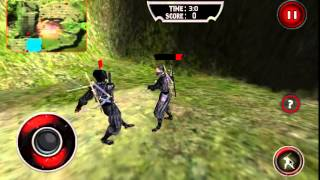 Ninja Warrior Assassin 3D videosu