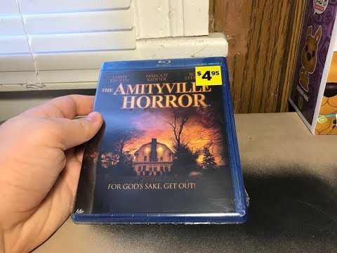 The Amityville Horror 1979 Blu-ray Unboxing and Review!