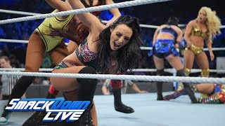 Nonton Women's Battle Royal - Winner joins SmackDown Women's Title TLC Match: SmackDown LIVE, Nov. 27, 2018 Film Subtitle Indonesia Streaming Movie Download