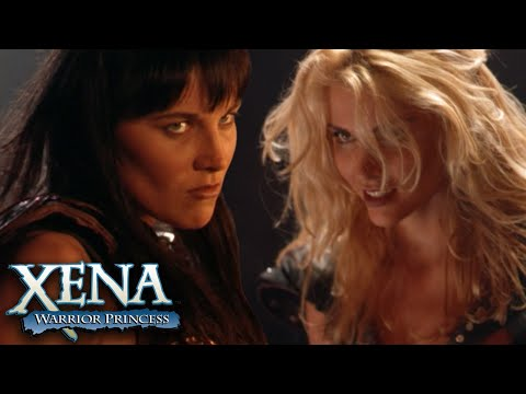 Xena vs Callisto | Xena: Warrior Princess