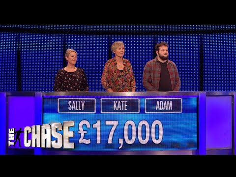 The Chase | One Of The Tightest Final Chases EVER! | Highlights October 1