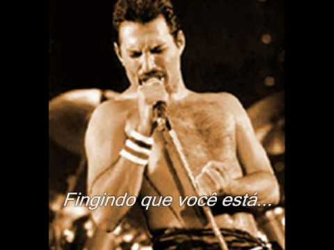 Freddie Mercury  - The Great Pretender(tradução).